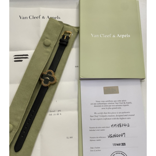 Van Cleef & Arpels - Vancleef&Arpels アルハンブラ 腕時計