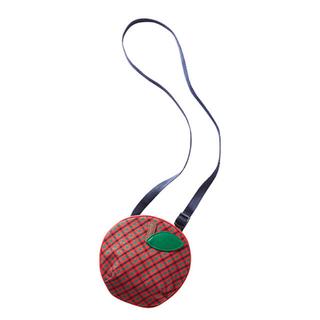 familiar - 【現行品】【未使用品】ファミリア リンゴ型ポシェット