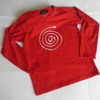 アニエスベー(agnes b.)のアニエスb.⭐新品⭐赤の長袖Tシャツ、130サイズ(Tシャツ/カットソー)