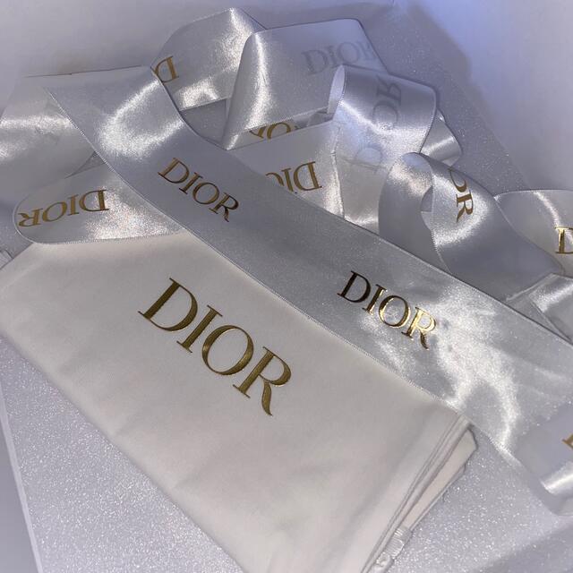 Christian Dior(クリスチャンディオール)のDIOR 空箱 レディースのバッグ(ショップ袋)の商品写真