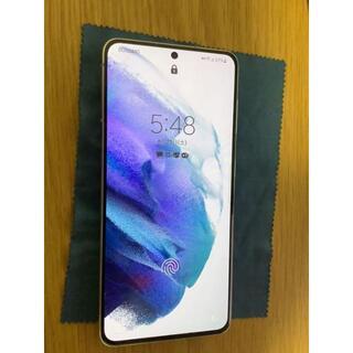 Galaxy - 【SALE】Samsung galaxy s21 5G 256gb美品siフリー