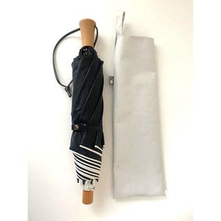 サンバリア100 ホワイト 白 無地 2段折 折りたたみ ロサブラン 日傘
