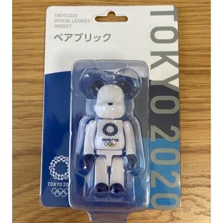 メディコムトイ(MEDICOM TOY)の【送料込】ベアブリック 東京2020オリンピックエンブレム 100%(その他)