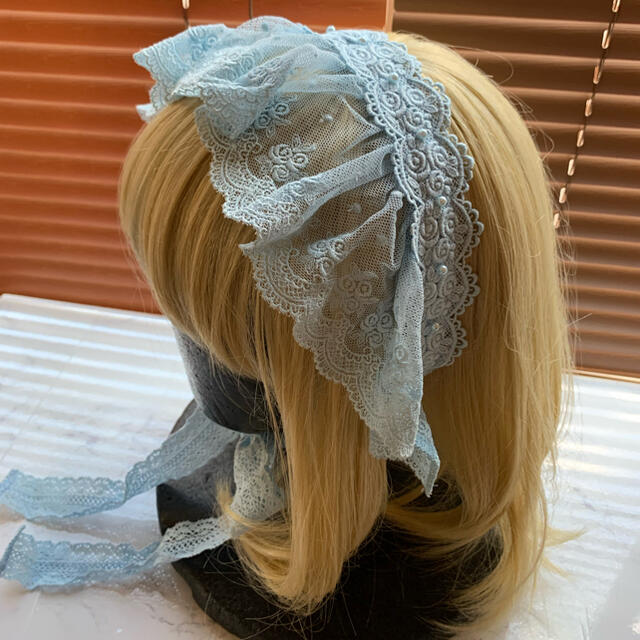 Angelic Pretty(アンジェリックプリティー)のAngelic Pretty ヘッドドレス レディースのヘアアクセサリー(カチューシャ)の商品写真