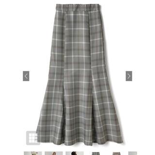 GRL - チェックマーメイドスカート