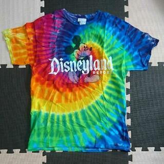 Disney - WDW ディズニーパークス ミッキー Tシャツ L  XL
