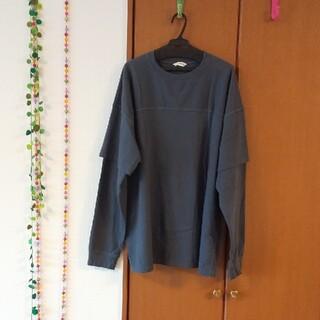 トゥデイフル(TODAYFUL)のTODAYFUL  重ね着風ロンT(Tシャツ(長袖/七分))