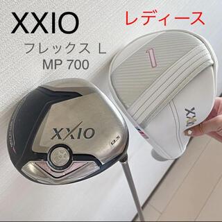 DUNLOP - XXIO ゼクシオ ドライバー レディース フレックスL MP700 ゼクシオ7