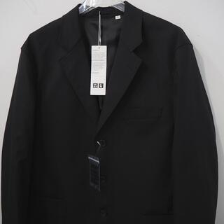 ユニクロ(UNIQLO)のM 新品 定価7990円 ユニクロ ルメール リラックスフィット ジャケット(テーラードジャケット)