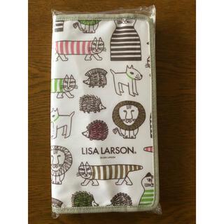 Lisa Larson - リサ・ラーソン  決定版! 毎日お金が貯まる 7 ポケットポーチ