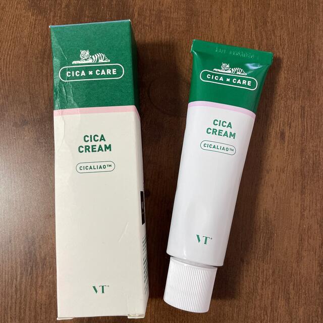 Dr. Jart+(ドクタージャルト)のVT  シカクリーム 未使用 コスメ/美容のスキンケア/基礎化粧品(フェイスクリーム)の商品写真