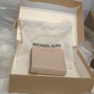 Michael Kors - プレゼント用☆新品☆【マイケルコース】財布 ピンク
