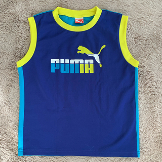 プーマ(PUMA)のPUMA  タンクトップ 130cm (Tシャツ/カットソー)