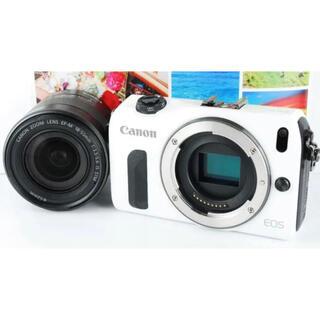 Canon - 一眼 Canon EOS M レンズキット