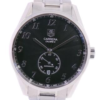 タグホイヤー(TAG Heuer)のタグホイヤー カレラ ヘリテージ CALIBRE 6 WAS2110(腕時計(アナログ))