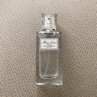 ディオール(Dior)のMiss Dior ヘアミスト 空瓶 ミスディオール ヘアコロン(ヘアウォーター/ヘアミスト)