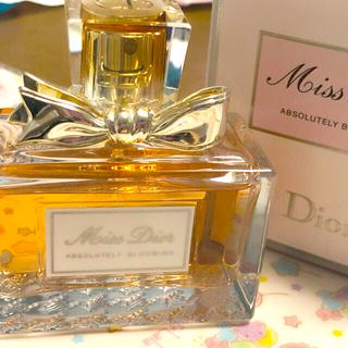 Dior - Miss Dior香水アブソリュートリー ブルーミング50ml