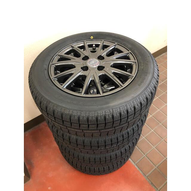 TOYOタイヤ GARIT G5 スタッドレスタイヤ ホイールセット 自動車/バイクの自動車(タイヤ・ホイールセット)の商品写真