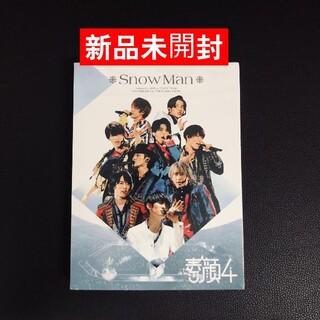 Johnny's - 素顔4 SnowMan盤 SnowMan DVDs