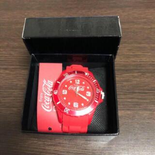 コカコーラ(コカ・コーラ)の★コカコーラ アナログ 腕時計★(腕時計(アナログ))