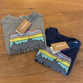 パタゴニア(patagonia)のパタゴニア シャツ 2枚セット(Tシャツ)