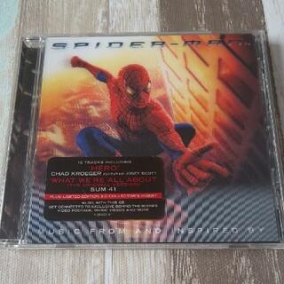 「スパイダーマン」オリジナル・サウンドトラック(映画音楽)
