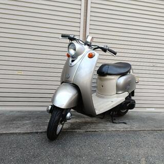 ビーノ SA10J 傷少なくきれい 低走行車 2スト 原付 スクーター