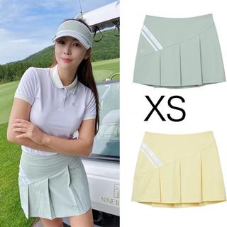 マークアンドロナ(MARK&LONA)のFair Liar スカート 韓国ブランド  ゴルフ ウェア フェアライアー  (ウエア)