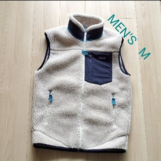 パタゴニア(patagonia)のpatagonia MEN'S  Retro-X Vest   size/M(ベスト)