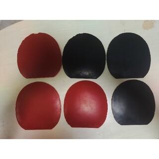 ヤサカ(Yasaka)のラクザ7 7ソフト Xソフトまとめ売り 卓球 ラバー(卓球)