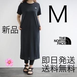 THE NORTH FACE - 送料無料  Mサイズ ワンピース クルー ノースフェイス ブラック