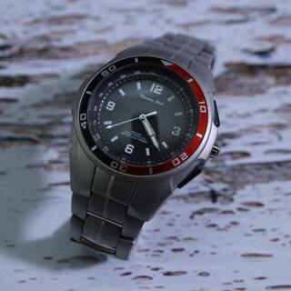 CITIZEN - 【稼働品】 シチズン サンダーバード 腕時計 メンズ 電波ソーラー