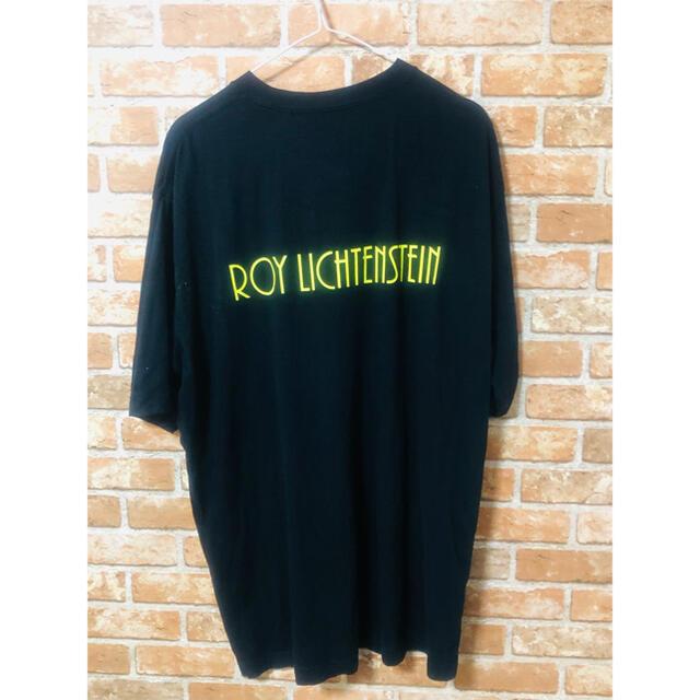 UNIQLO(ユニクロ)の(古着)ユニクロ ロイ・リキテンスタイン (半袖・オーバーサイズフィット)  メンズのトップス(Tシャツ/カットソー(半袖/袖なし))の商品写真