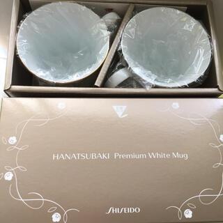 シセイドウ(SHISEIDO (資生堂))の花椿カップ(グラス/カップ)