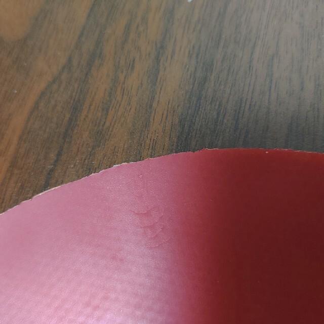 BUTTERFLY(バタフライ)のテナジー05 アカ トクアツ 卓球 ラバー スポーツ/アウトドアのスポーツ/アウトドア その他(卓球)の商品写真