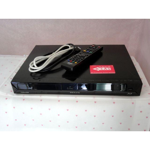 東芝(トウシバ)の東芝レグザ W録 ブルーレイレコーダー D-BZ500 スマホ/家電/カメラのテレビ/映像機器(ブルーレイレコーダー)の商品写真