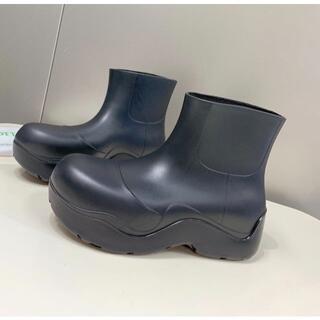 ボッテガヴェネタ(Bottega Veneta)のBottega Veneta パドルブーツ E40(25cm)(ブーツ)