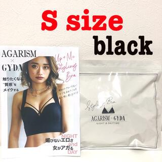 GYDA - 【新品】AGARISM×GYDA  ナイトブラ Ssize/Black