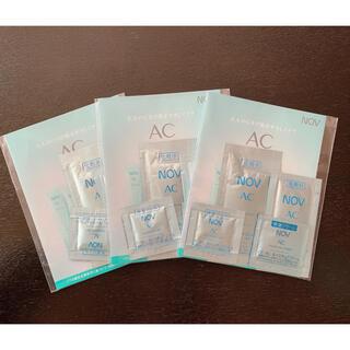 ノブ(NOV)のNOV AC シリーズ スキンケアセット(化粧水/ローション)