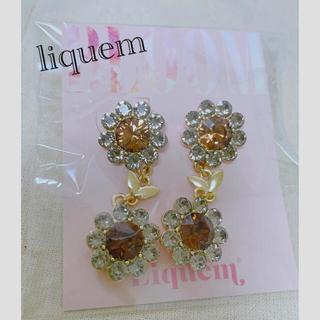 Liquem / ブルームピアス(autumn)