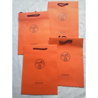 エルメス(Hermes)のHERMÈS ショッパー 紙袋 カレ 食器 カシシル 小物 購入時②(ショップ袋)