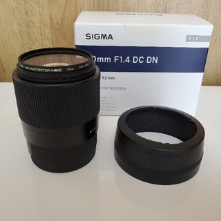 SIGMA - SIGMA 30mm F1.4 DC DN(SONY Eマウント)