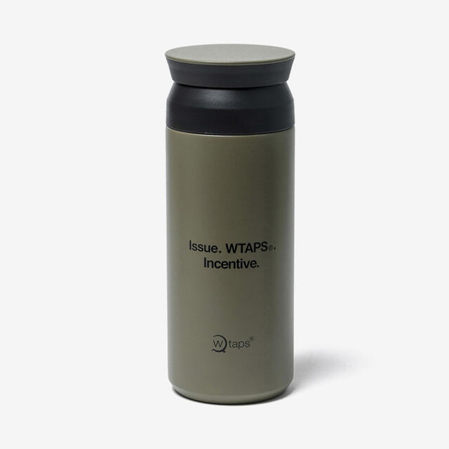 W)taps(ダブルタップス)のWTAPS H2O 500ML BOTTLE STEEL. KINTO  メンズのファッション小物(その他)の商品写真