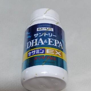 サントリー(サントリー)のサントリー DHA&EPA セサミンEX 240粒(その他)