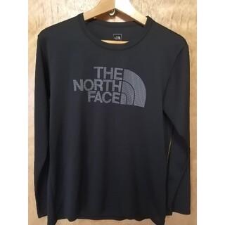 THE NORTH FACE - ノースフェイス アウトドアウェア ロンT ブラック NT11570