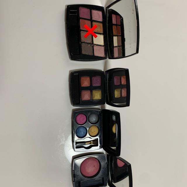 CHANEL(シャネル)のシャネル まとめ売り コスメ/美容のベースメイク/化粧品(アイシャドウ)の商品写真
