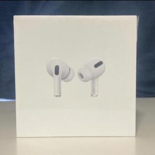 Apple - 【新品未開封・国内正規品】AirPods Pro(エアポッズ プロ)即日発送