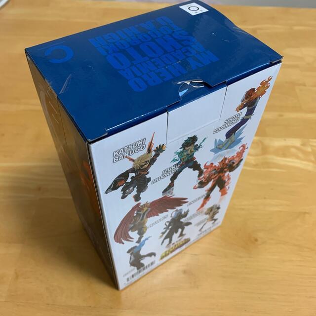 BANDAI(バンダイ)の轟焦凍 フィギア いちばんくじ エンタメ/ホビーのおもちゃ/ぬいぐるみ(キャラクターグッズ)の商品写真