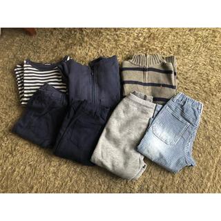 ポロラルフローレン(POLO RALPH LAUREN)の男の子服まとめ売り 120センチ(ニット)