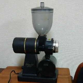 カリタ(CARITA)のカリタ電動式コーヒーミル(電動式コーヒーミル)